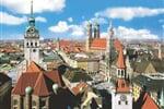 Bavorsko - Mnichov