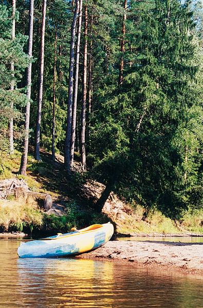 Foto - Lužnice  - 7 denní s Novou řekou a Nežárkou ze  do Bechyně