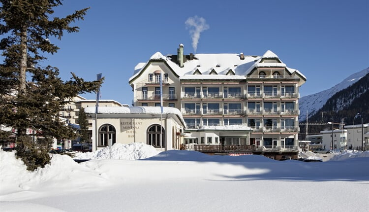 Foto - Davos / Klosters - Hotel Montana *