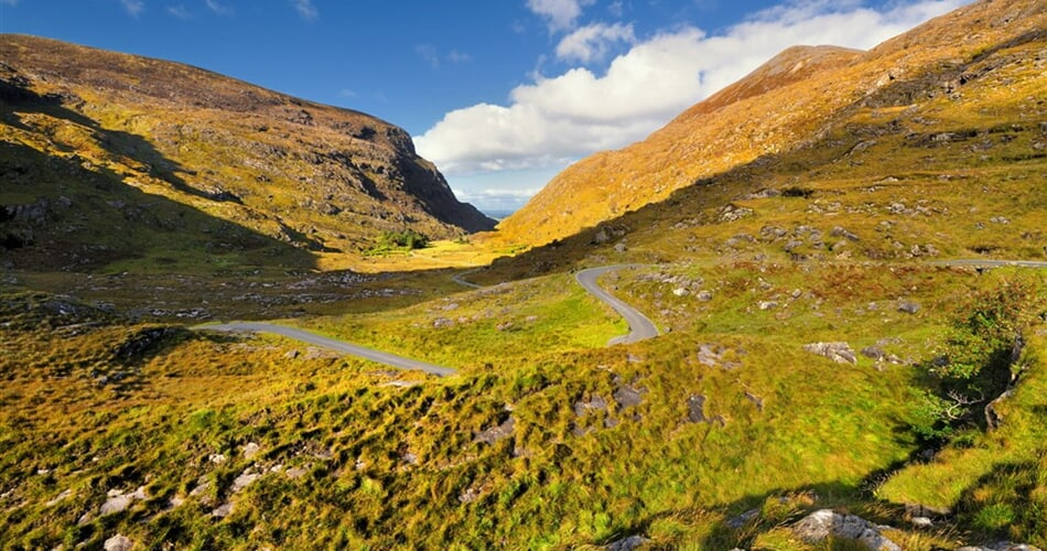sedlo Gap of Dunloe
