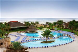 Fujairah - FUJAIRAH ROTANA RESORT & SPA *****