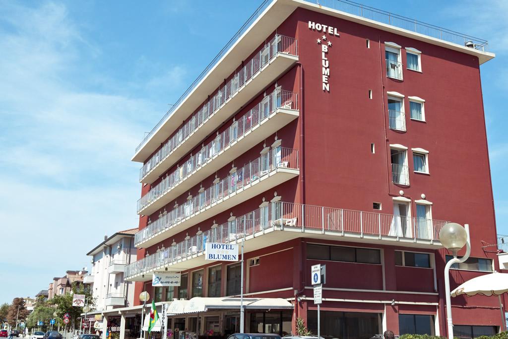 Hotel Blumen Rimini