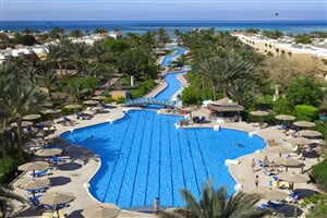 Hurghada - GOLDEN BEACH RESORT (MOVIE GATE) ****