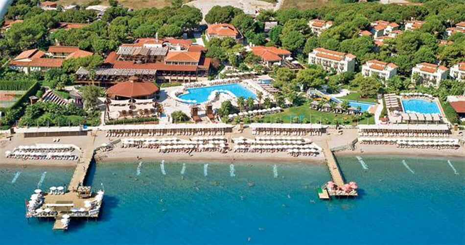 Foto - Kemer - Hotel Crystal Flora Beach Resort *****