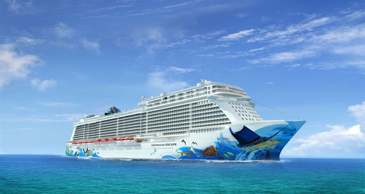 03 Norwegian Escape